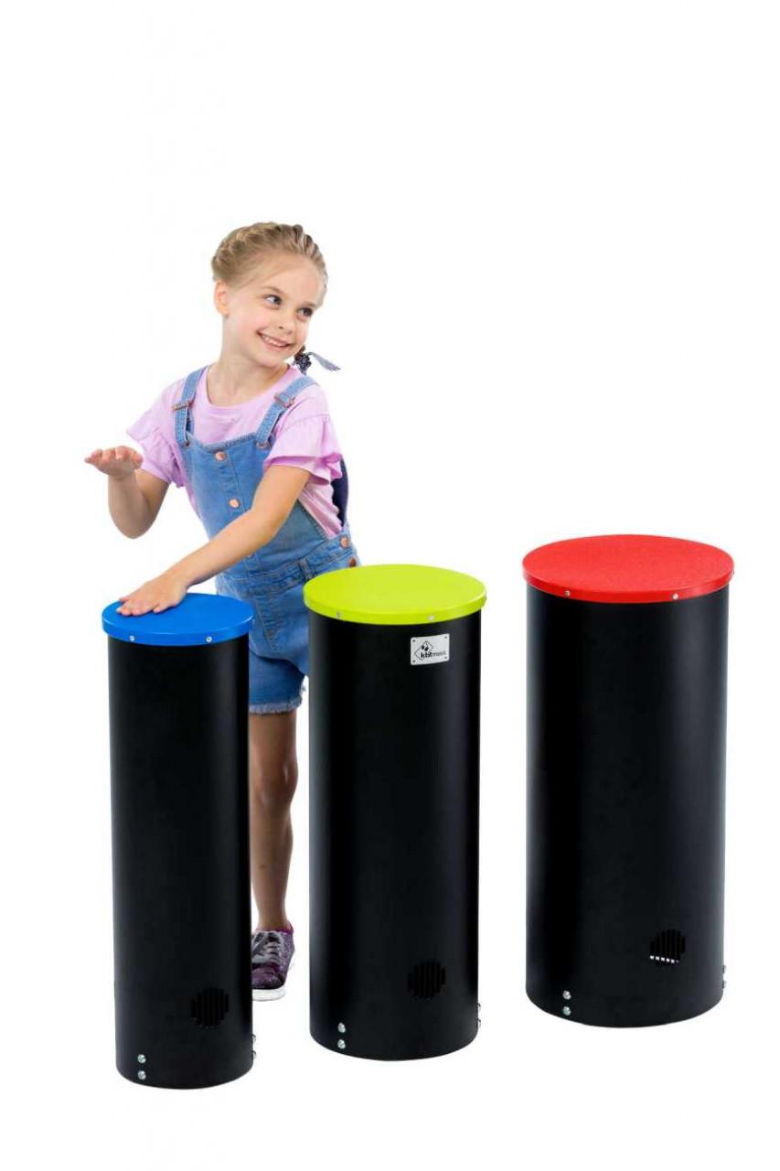 Trommel Thunder, für Kinder Spielplätze, Schulen, Parks und Gärten
