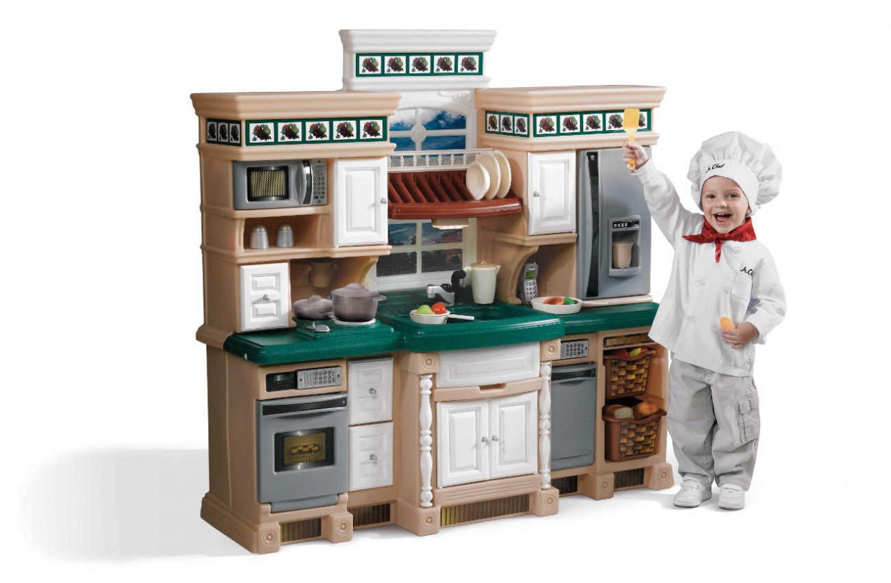 Spielküche Deluxe Kitchen von step2