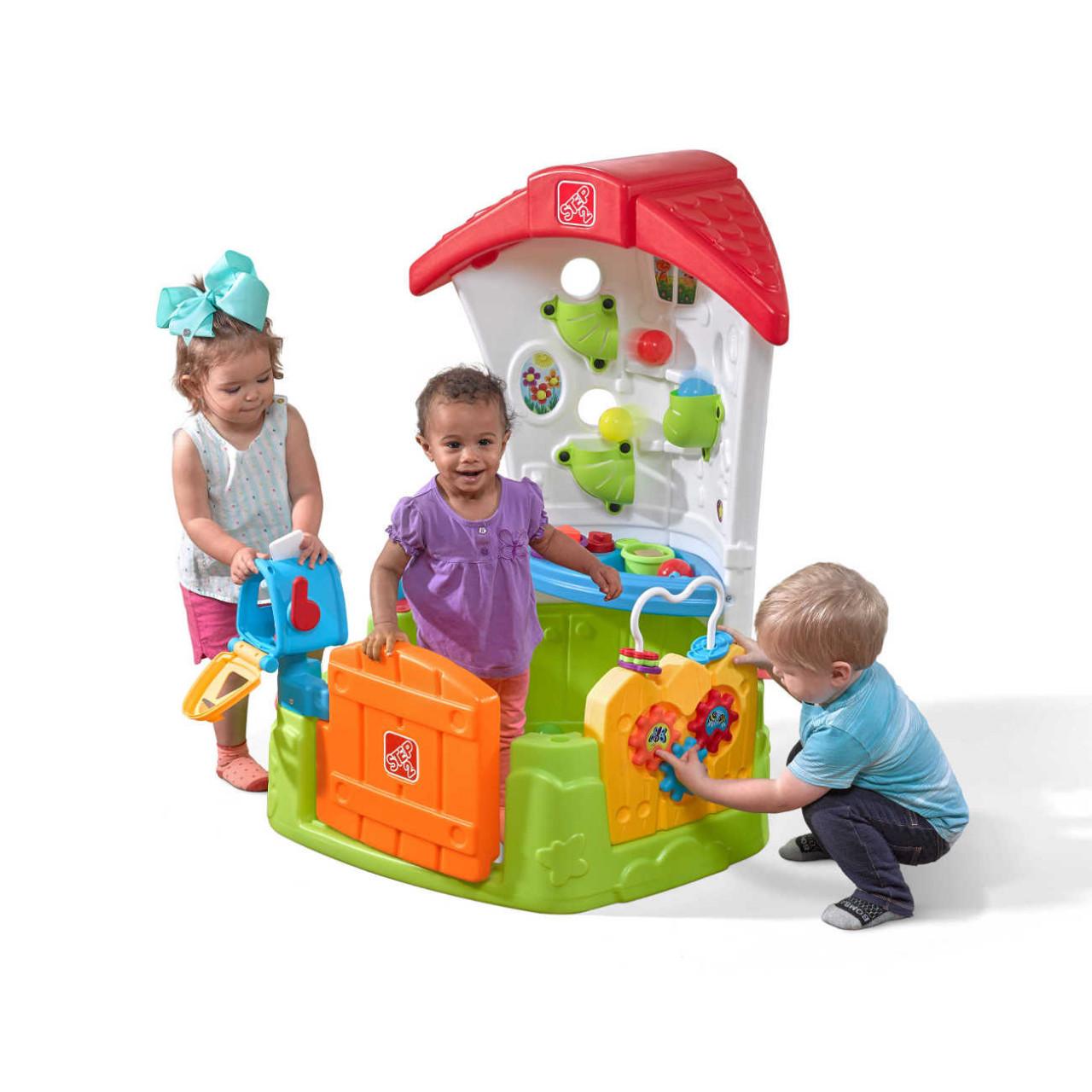 Spielhaus Toddler Corner