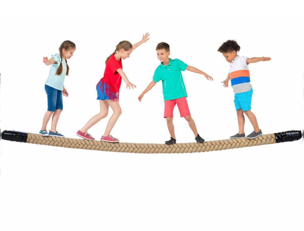 Balancierseil Boa, Spielplatz, Kinder
