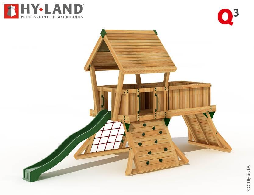 Spielturm Hy-Land Q3