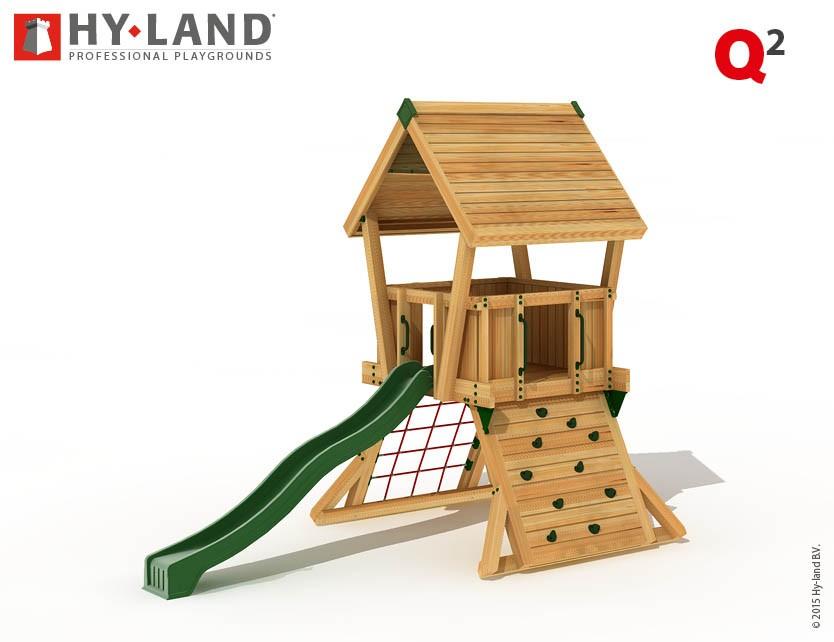 Spielturm Hy-Land Q2