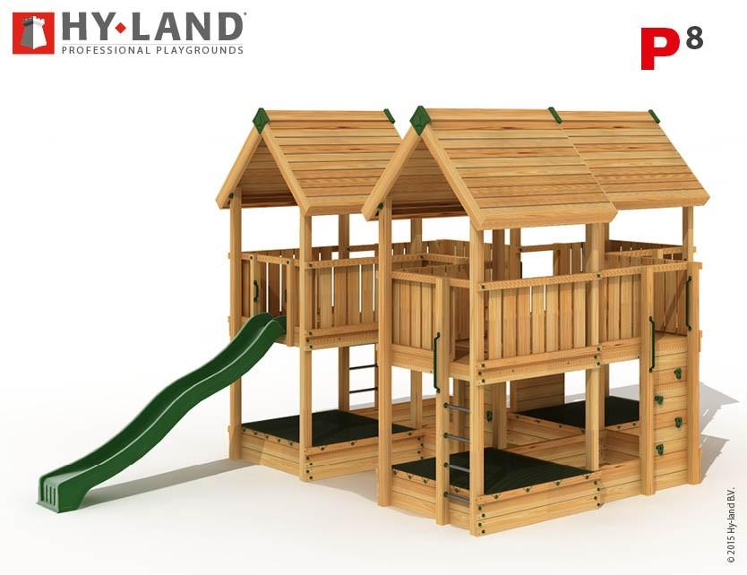 Spielturm Hy-Land P8