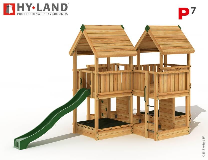 Spielturm Hy-Land P7