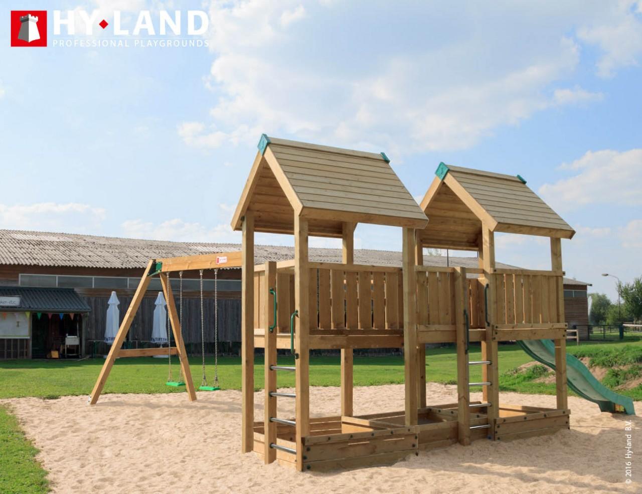 Spielturm Hy-Land P4-S
