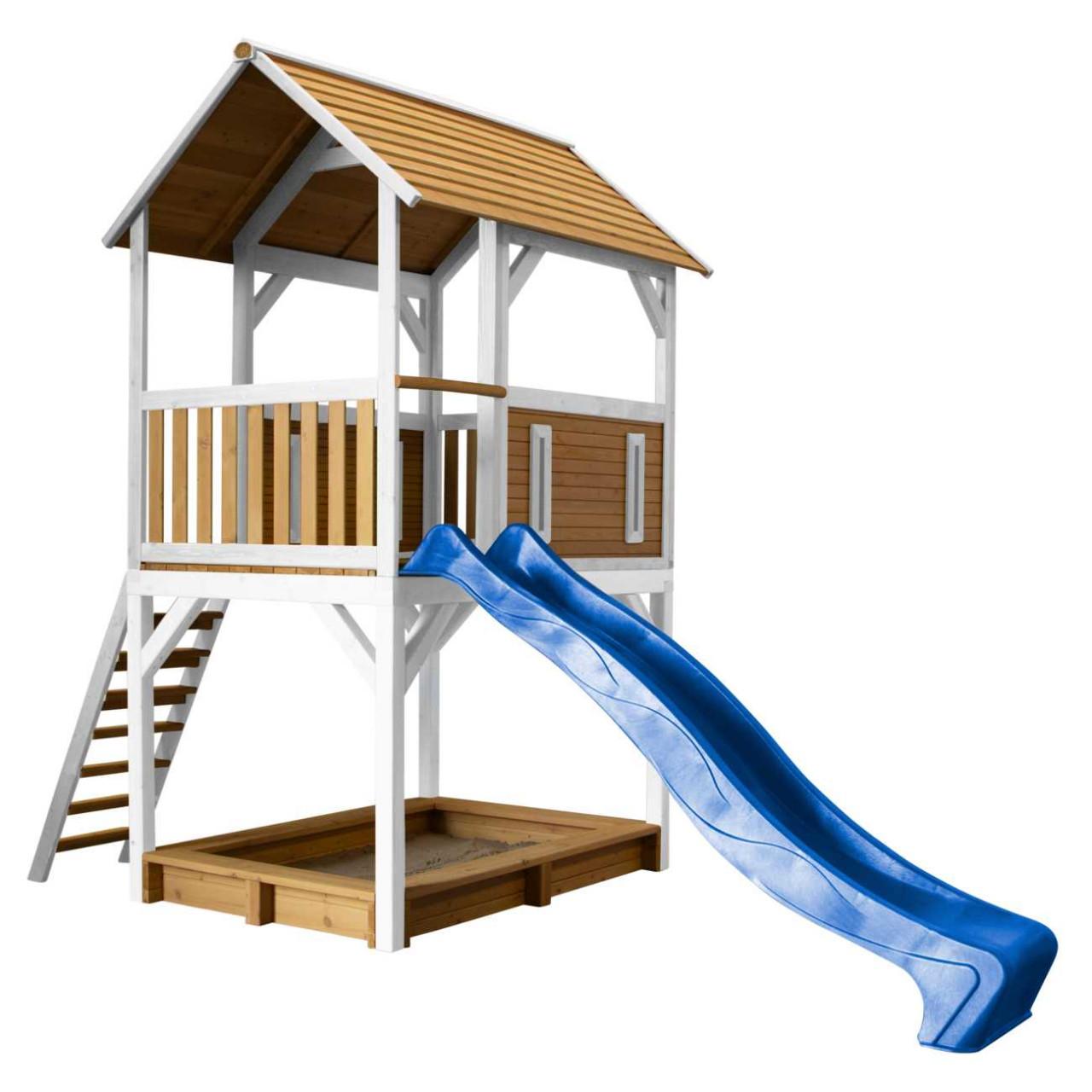 Spielturm Pumba, Kinder Spielturm, Spielhaus, Garten
