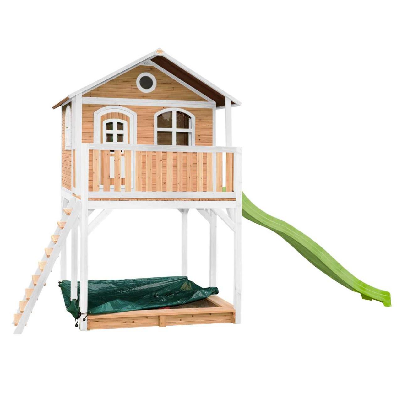 Kinder Stelzenhaus Andy von Axi, Kinder, Spielhaus, Garten