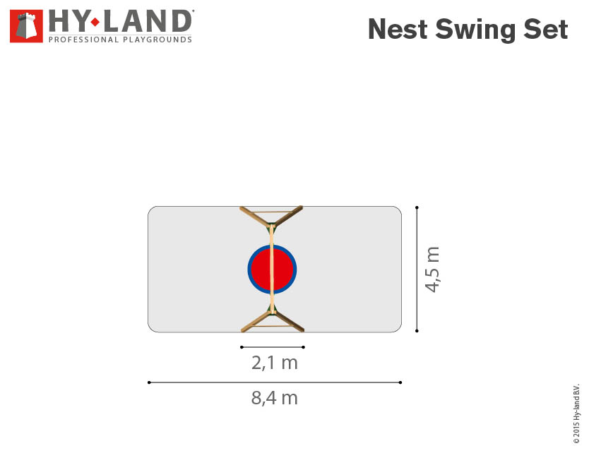 15_901_02000_Hy-land_Nest_Swing_Set_Topview