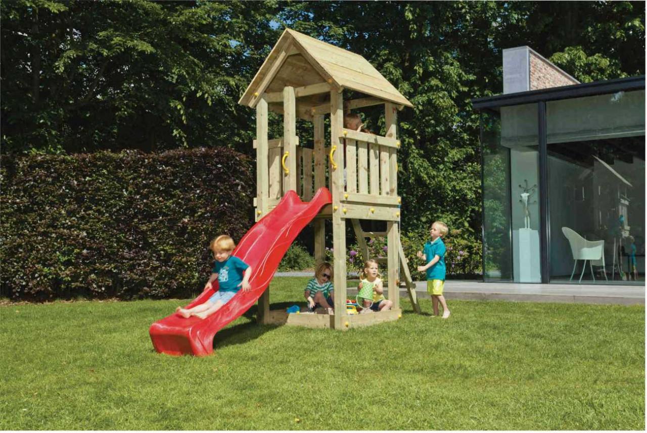 Spielturm Kiosk von Blue Rabbit
