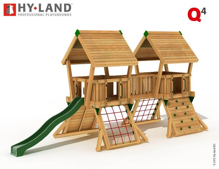 Spielturm Hy-Land Q4