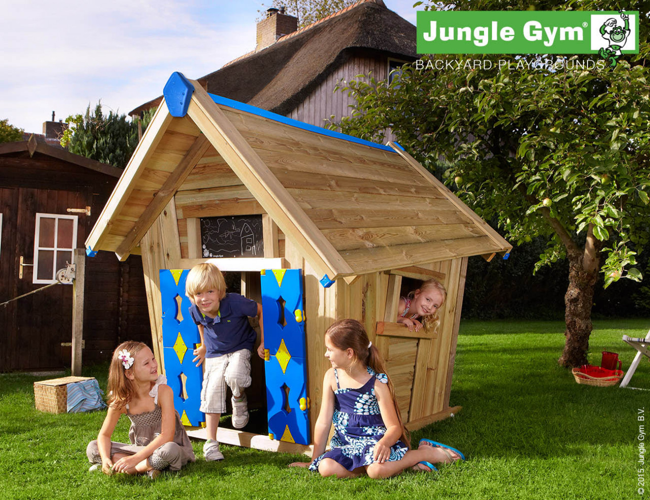 Kinder Spielhaus Jungle Gym Crazy Playhouse