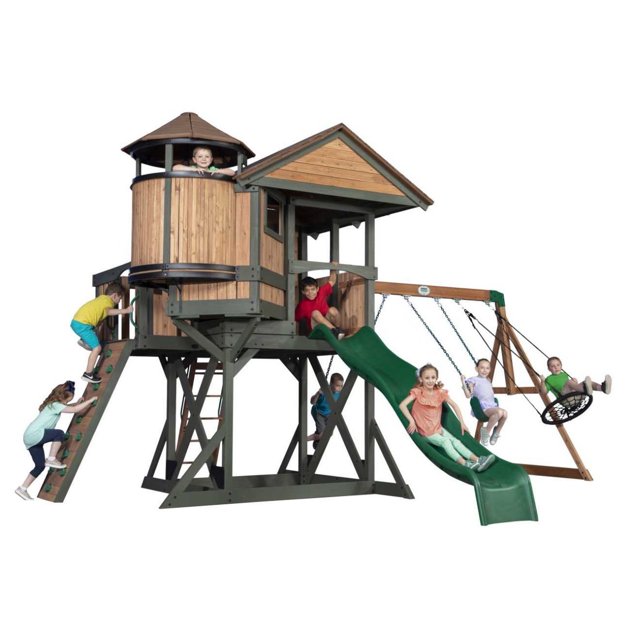 Backyard Spielturm Eagles Nest Elite