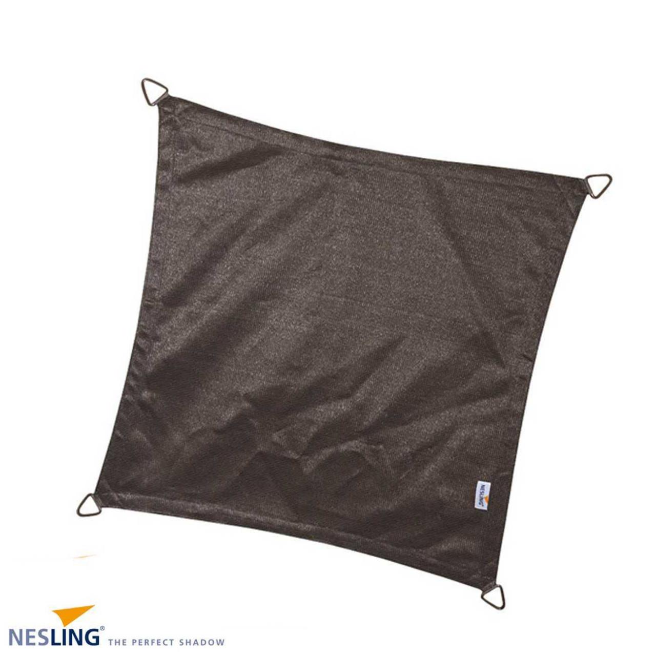 Sonnensegel von Nesling Quadrat 360 x 360 cm