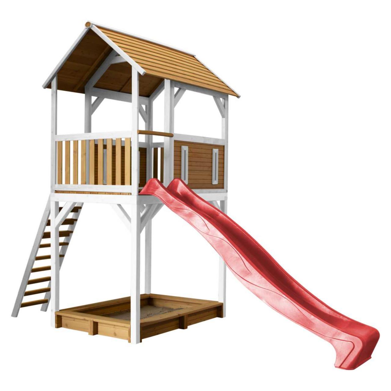 Kinder Spielturm Dory von Axi mit 2,90 m langer Rutsche
