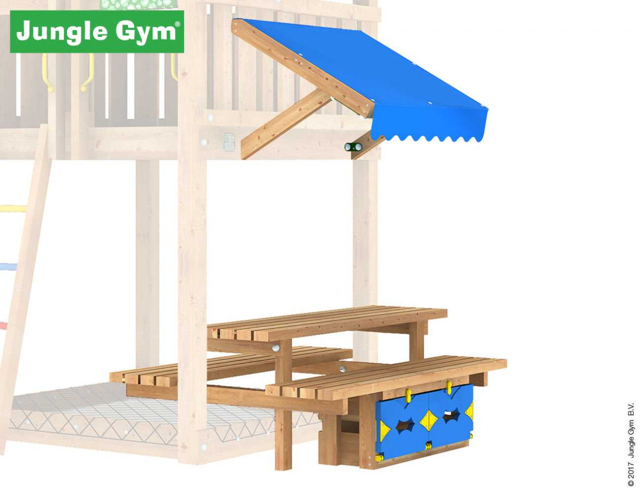 Jungle Gym Picnic-160-Modul