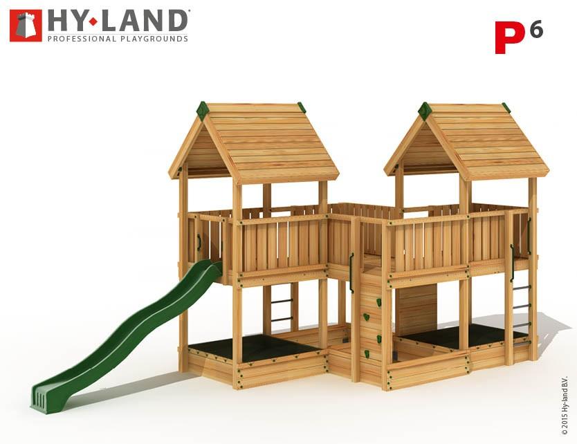 Spielturm Hy-Land P6
