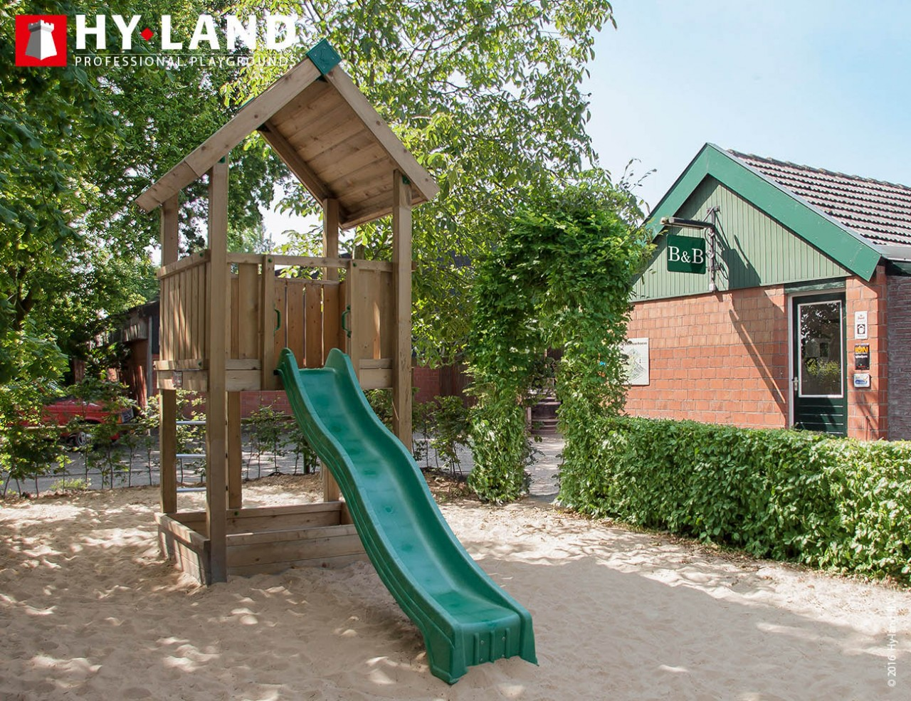 Spielturm Hy-Land P2