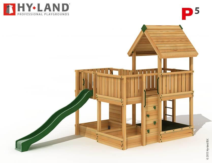 Spielturm Hy-Land P5