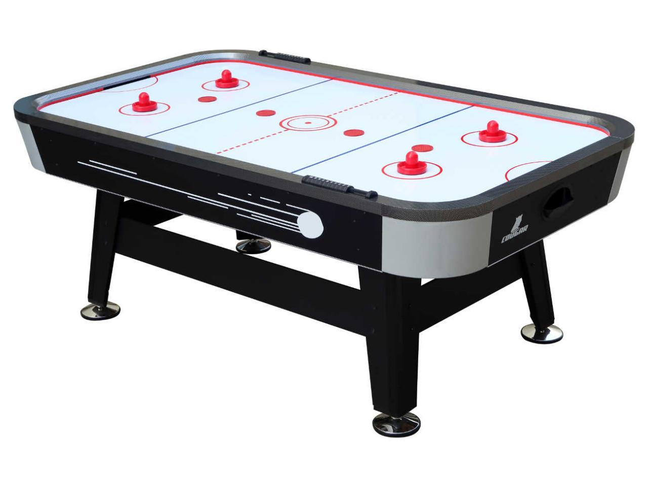 Airhockey Super Scoop, Airhockey Tisch, Airhockey Spiel