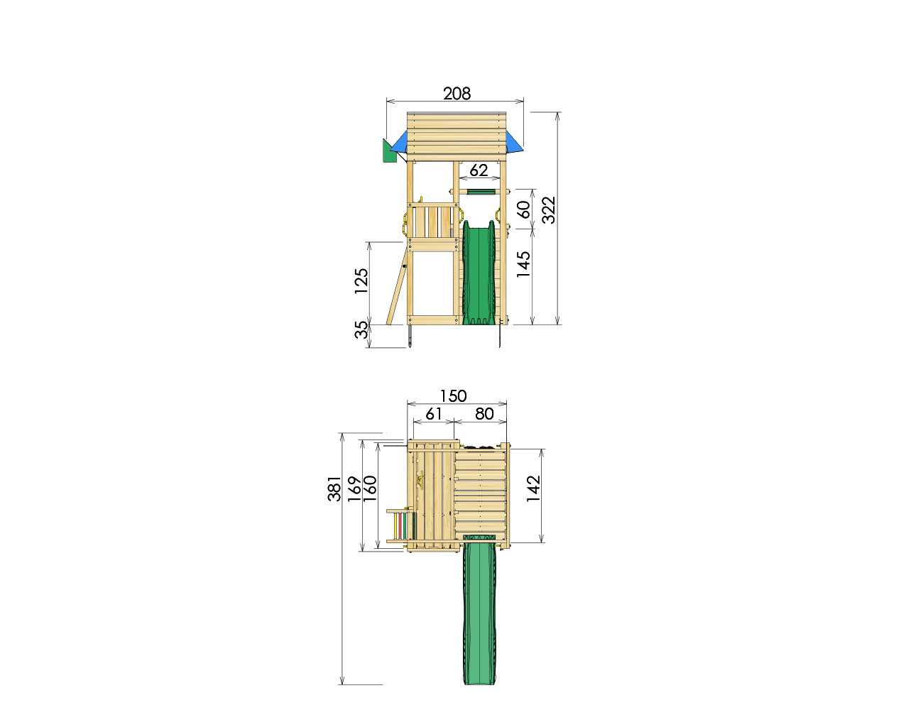 Klettergerüst Einbetonieren : Fleißige helfer legen fundament für klettergerüst main post