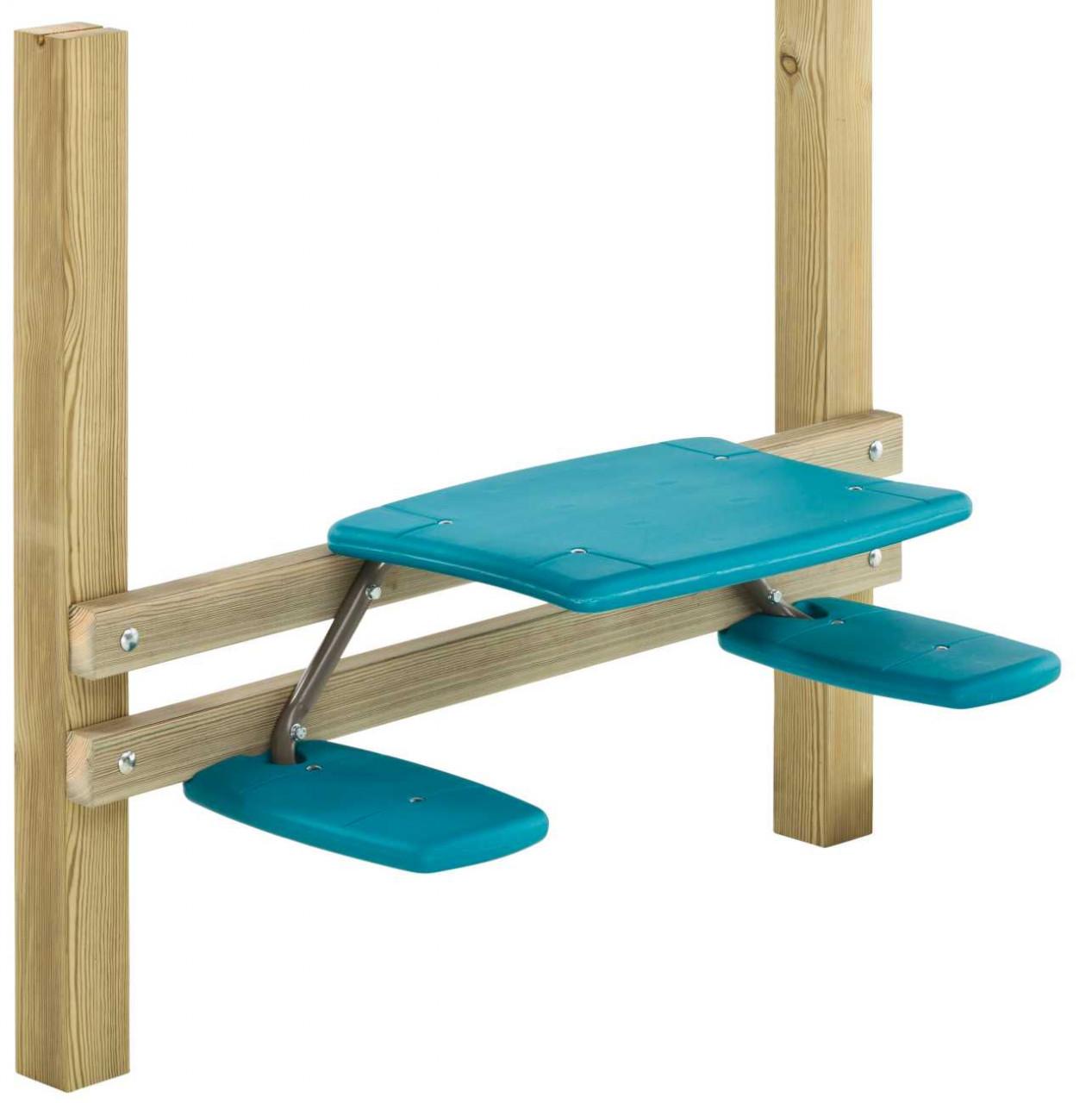 Picnic Tisch für Kinder Spielturm