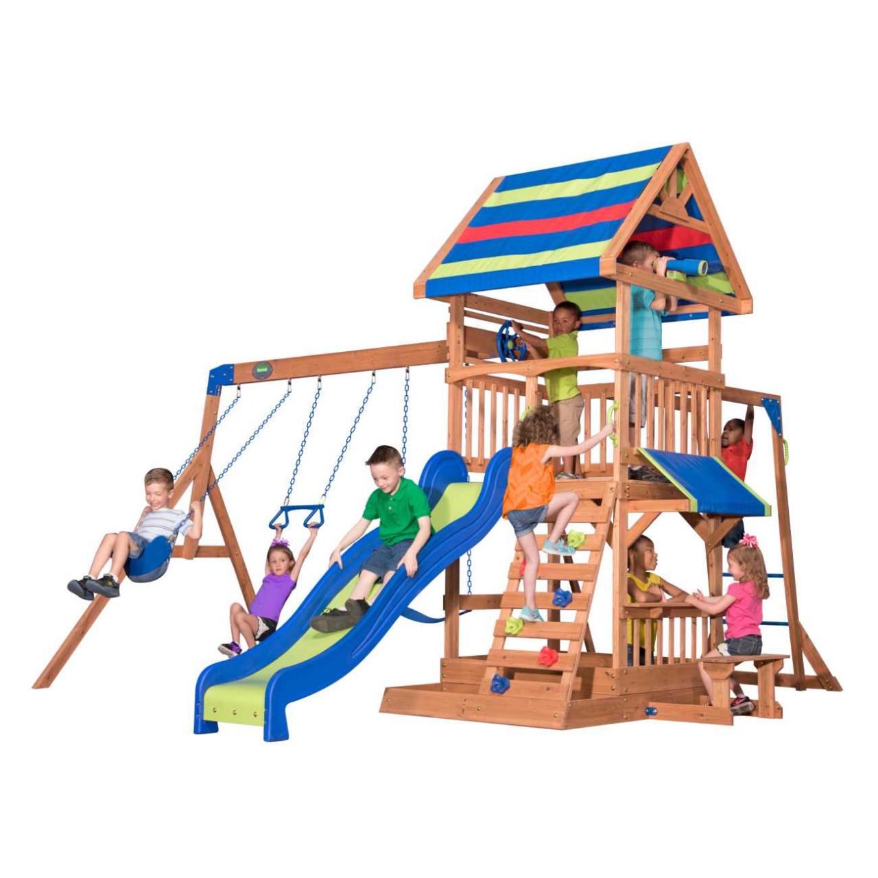 Spielturm Northbrook von Backyard
