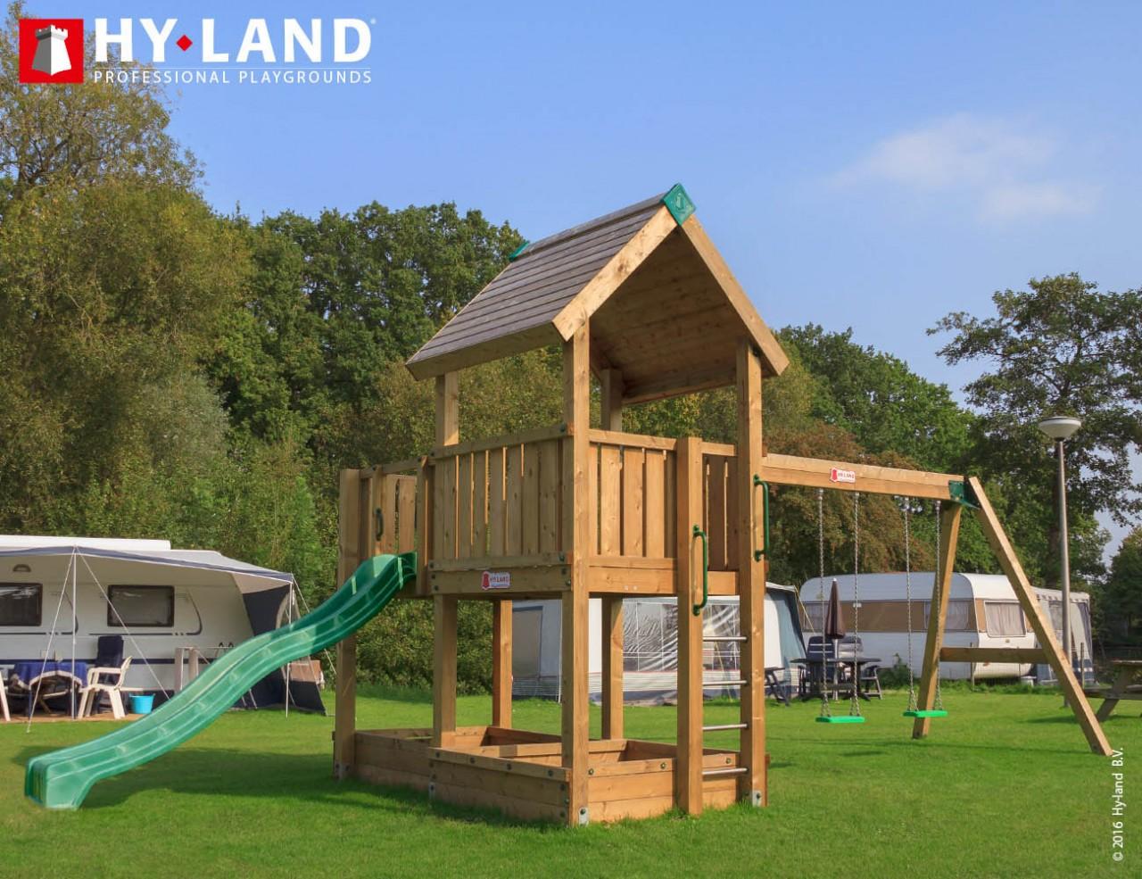 Spielturm Hy-Land P3-S