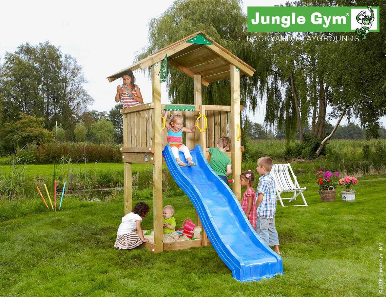 Spielturm Casa von Jungle Gym