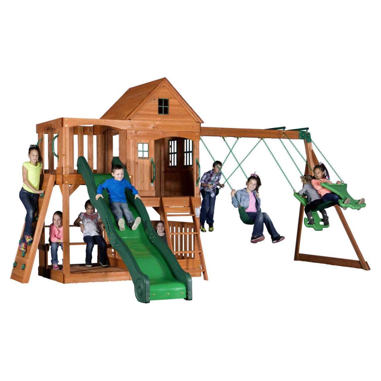 Spielturm Hill Crest von Backyard