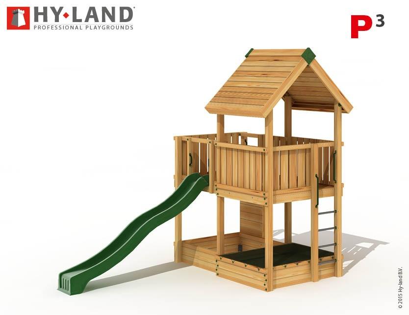 Spielturm Hy-Land P3