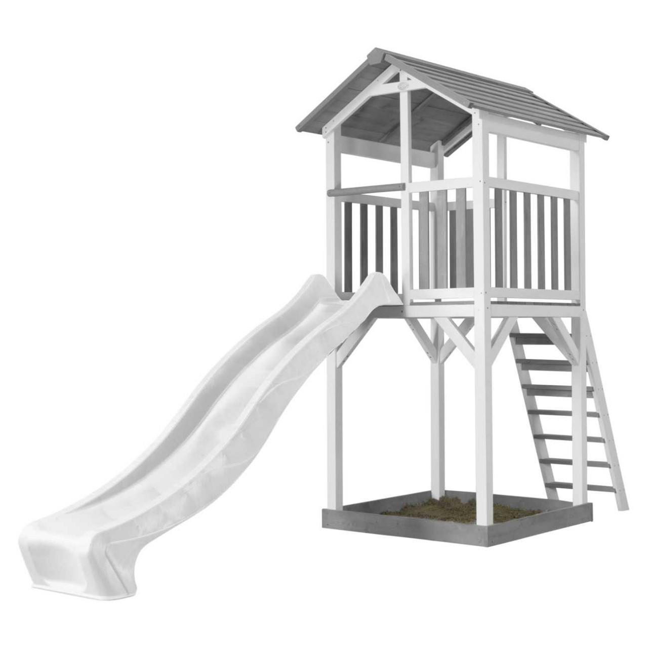 Kinder Spielturm Beach Tower Rutsche 2,30 m