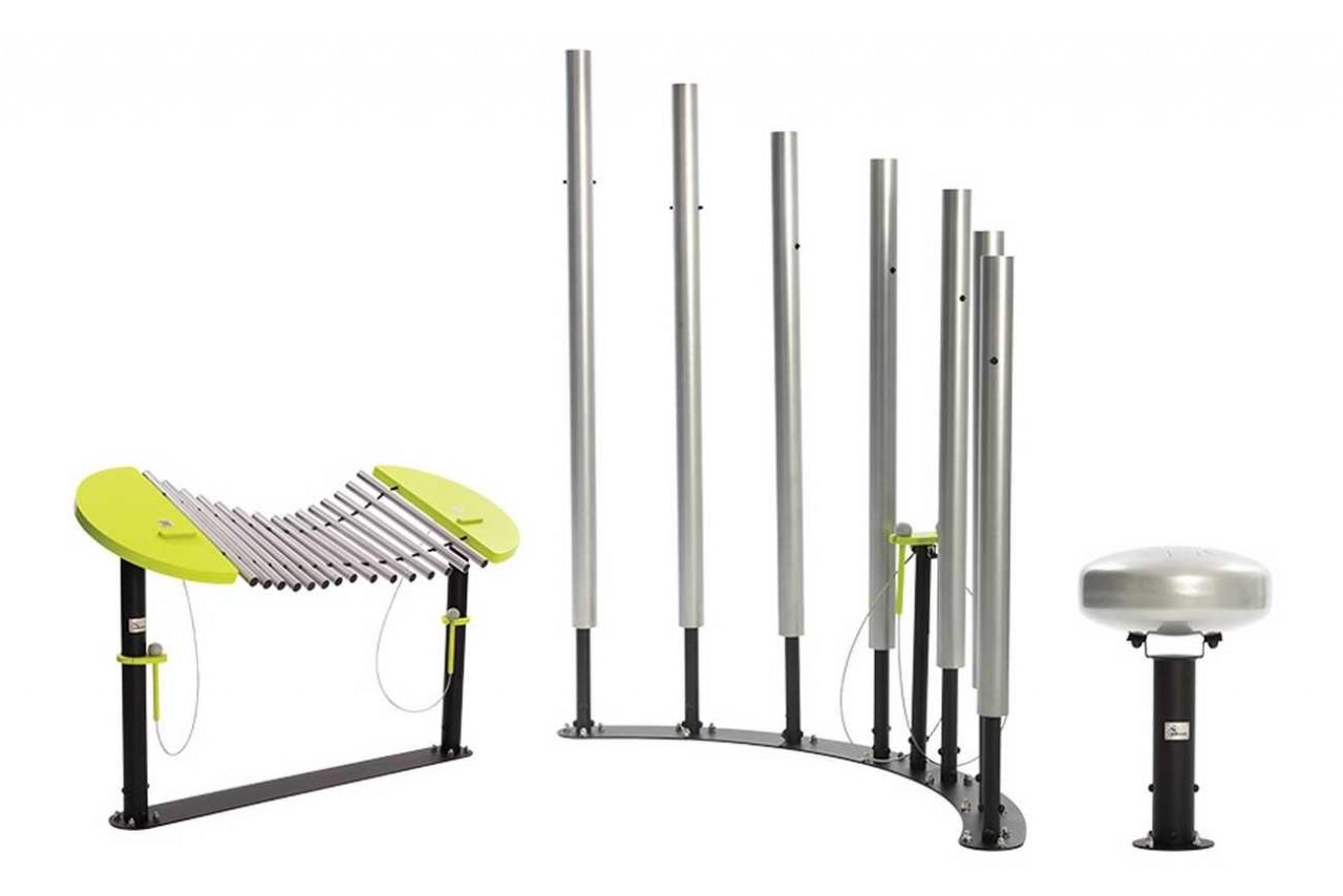 Creative Symphony Set - Musikinstrumente für Spielplätze und Parks