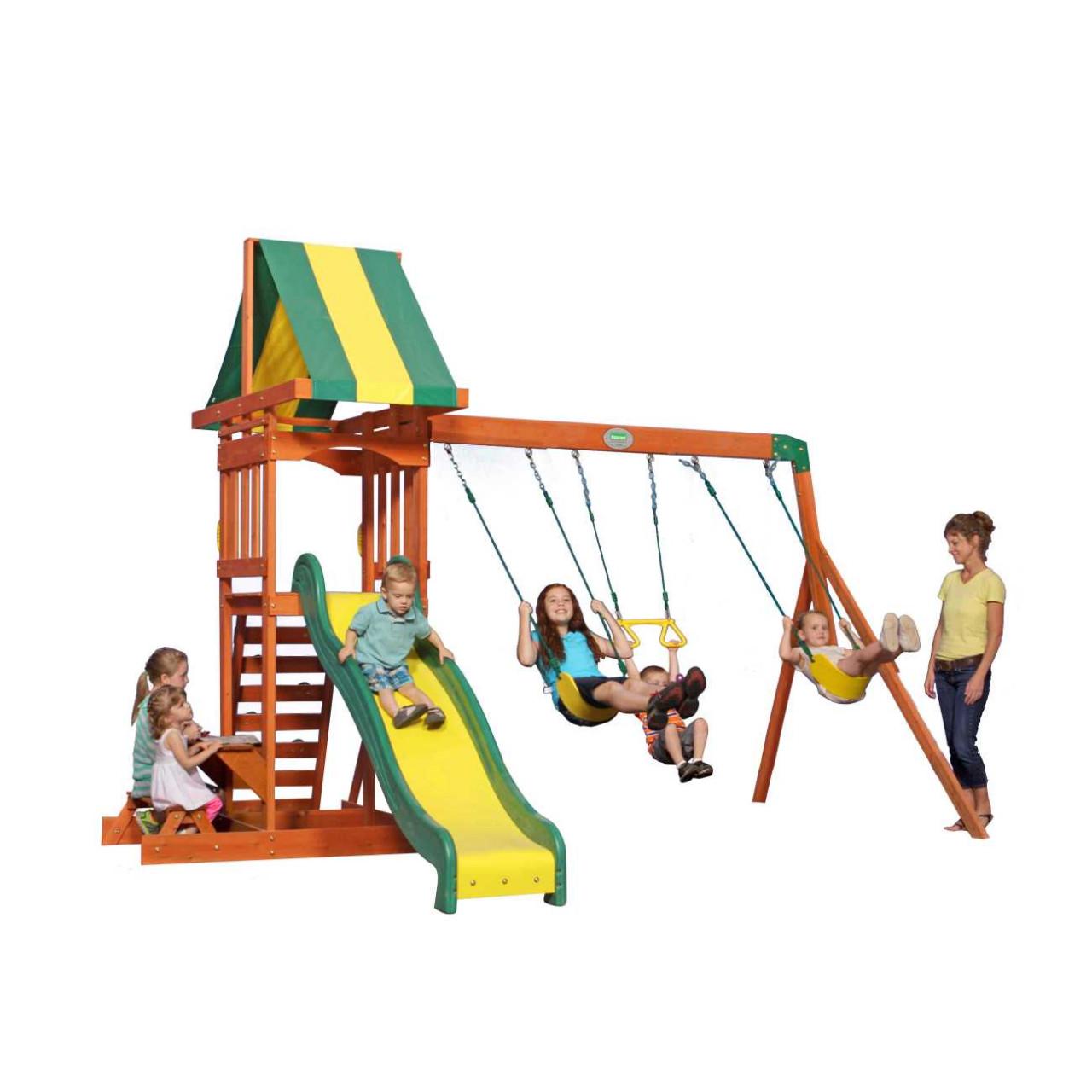 Spielturm Sunnydale von Backyard