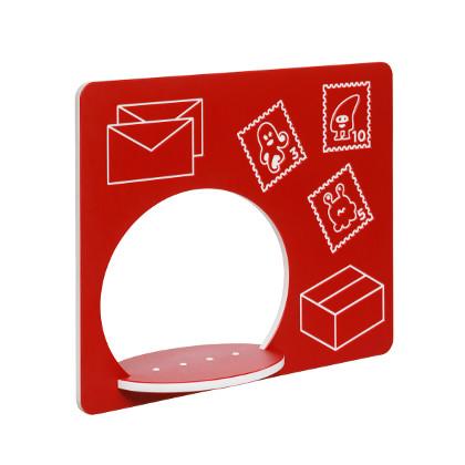 Spielwand Postamt für Kinder