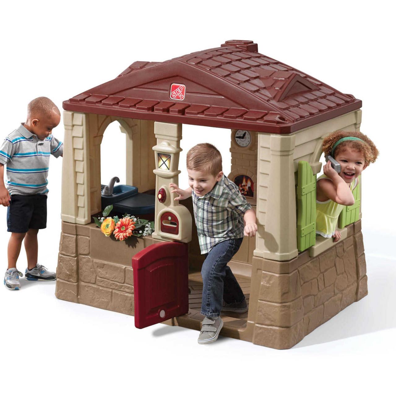 Spielhaus Neat & Tidy II
