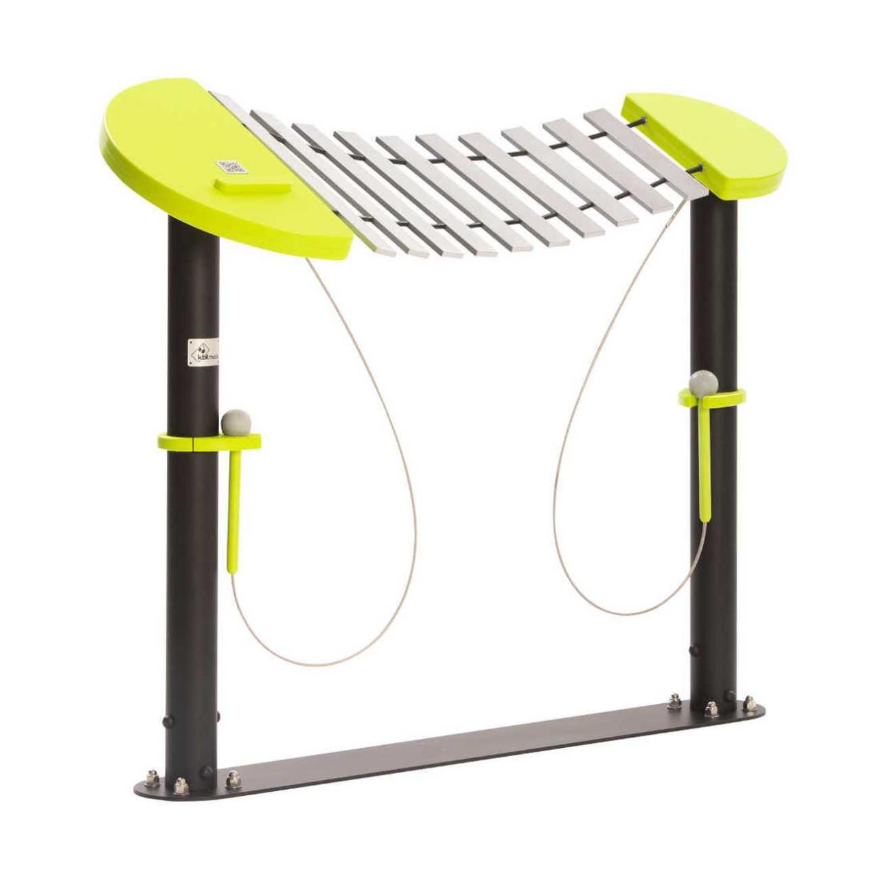 Xylophon Wind Piano, Outdoor Musikinstrument, für Spielplätze und Parkanlagen