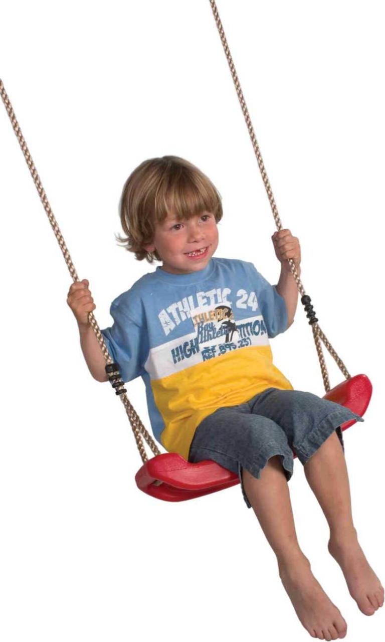 Schaukelsitz für Kinder, Schaukelsitz mit Seil