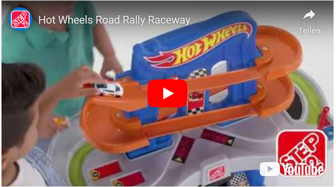 youtube_hot_wheels_rennbahn_road_rally_raceway