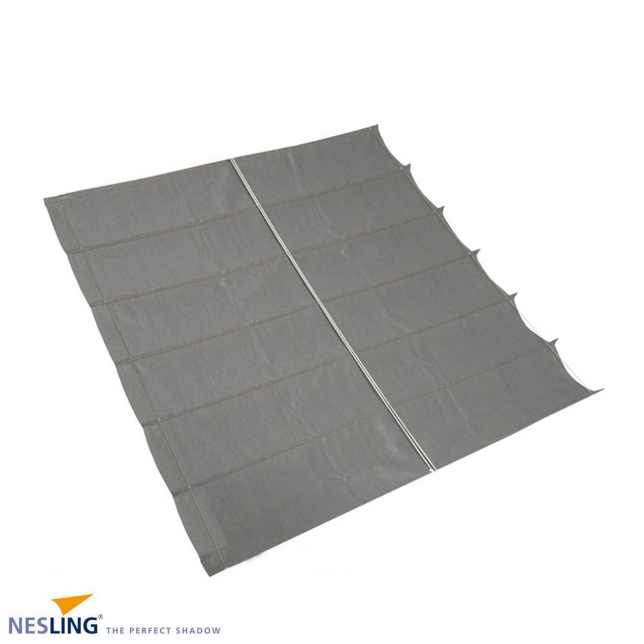 Faltsonnensegel von Nesling 290 x 400 cm, Sonnensegel, verstellbar, Sonnenschutz