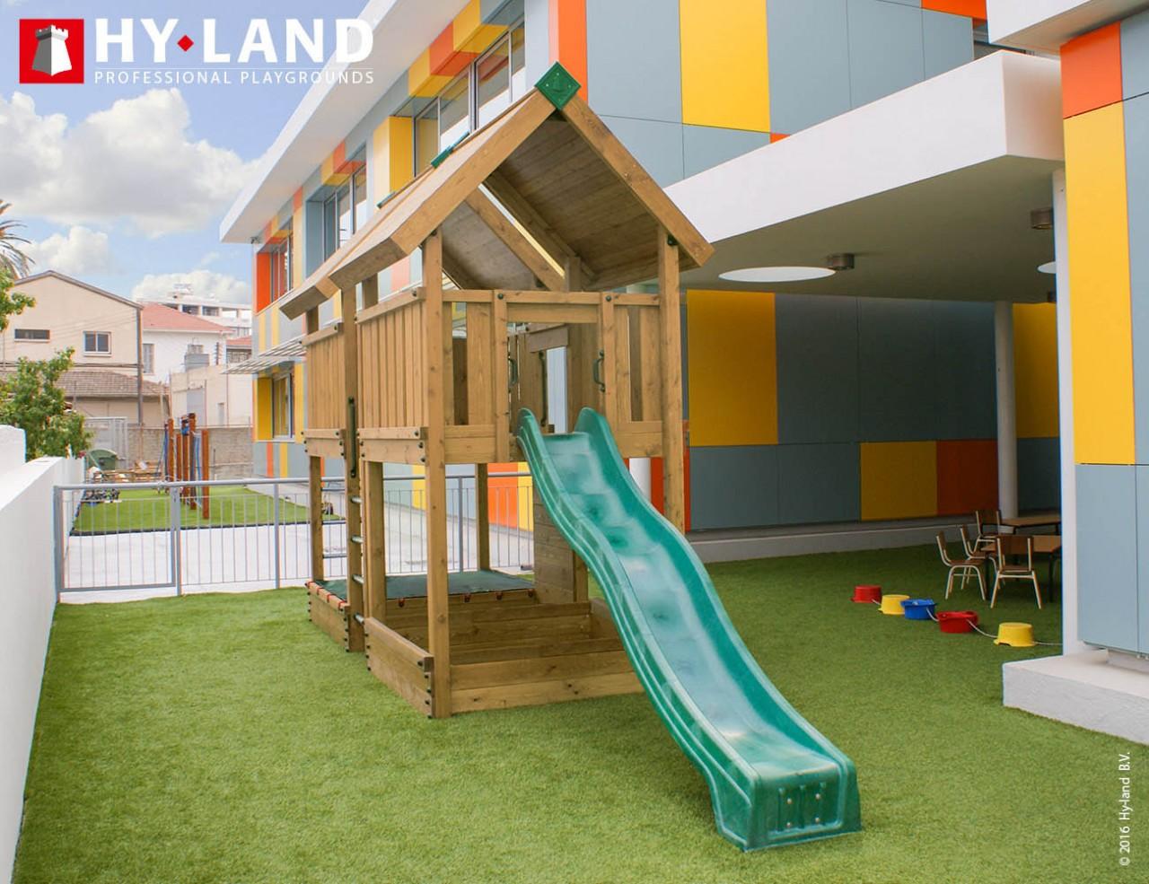 Spielturm Hy-Land P4