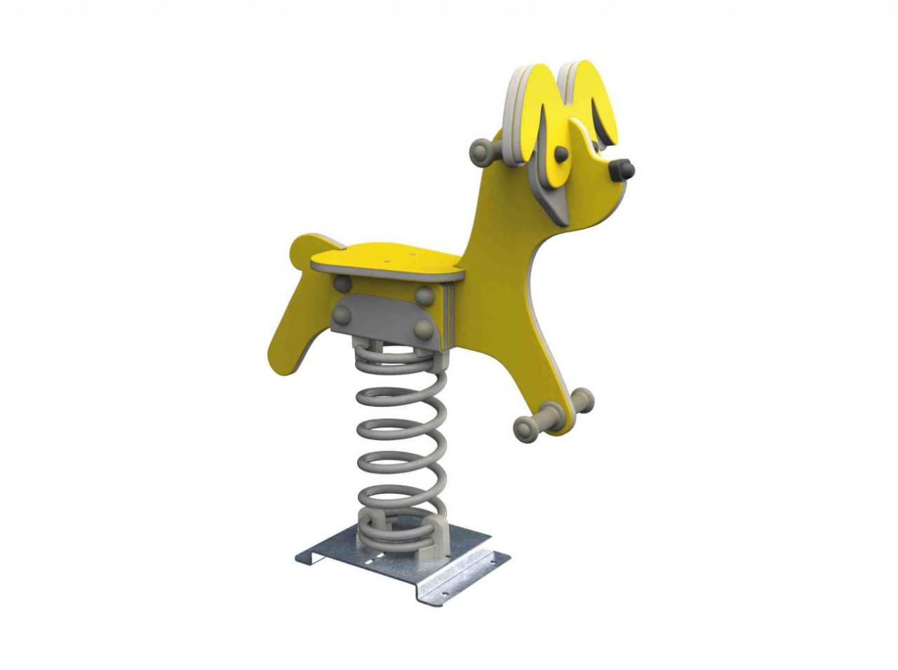 Federtier, Wipptier, Hund