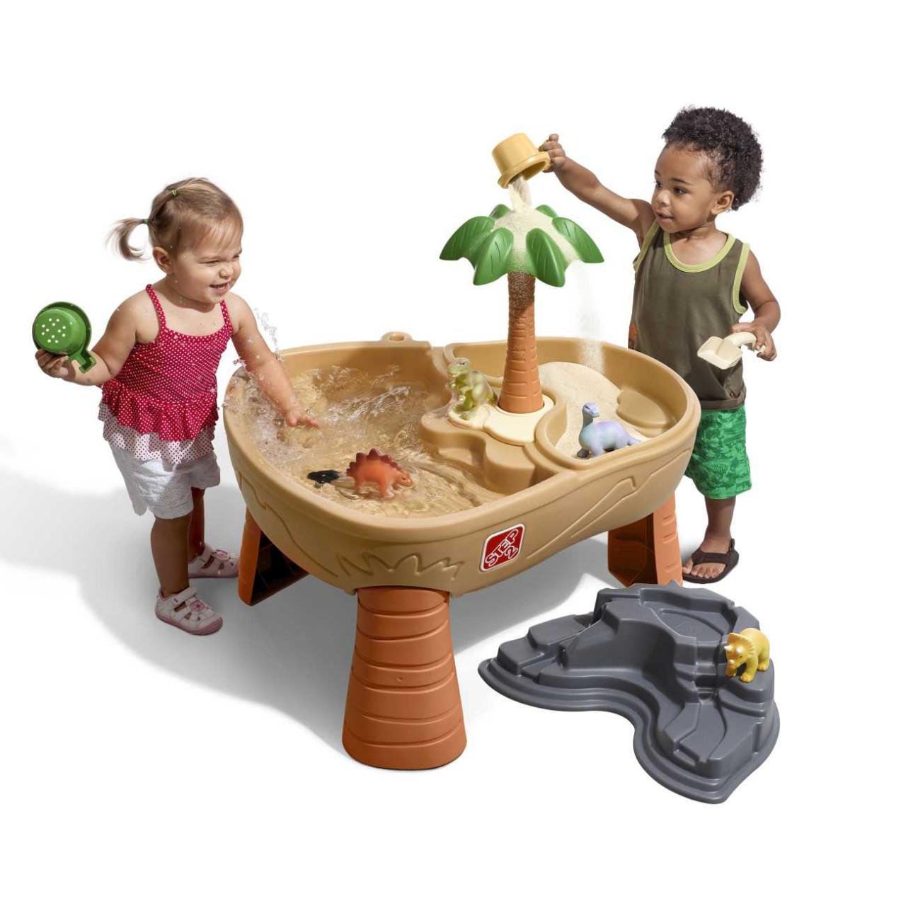 Sand- und Wasserspieltisch Dino Dig von Step2