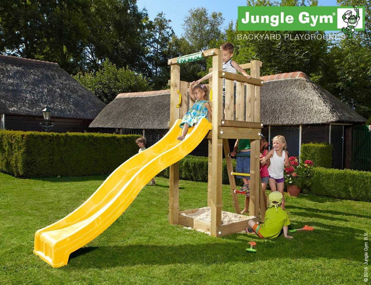 Spielturm Jungle Gym Tower