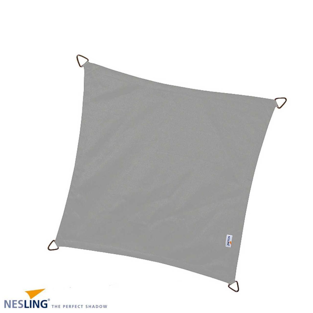 wasserabweisendes Sonnensegel Quadrat 500x500 cm