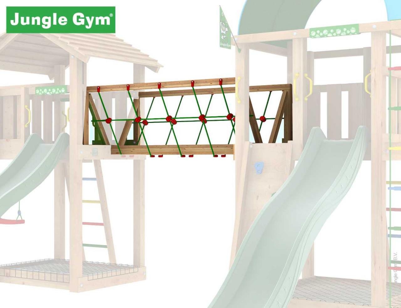 Jungle Gym Net-Link in Douglasie natur