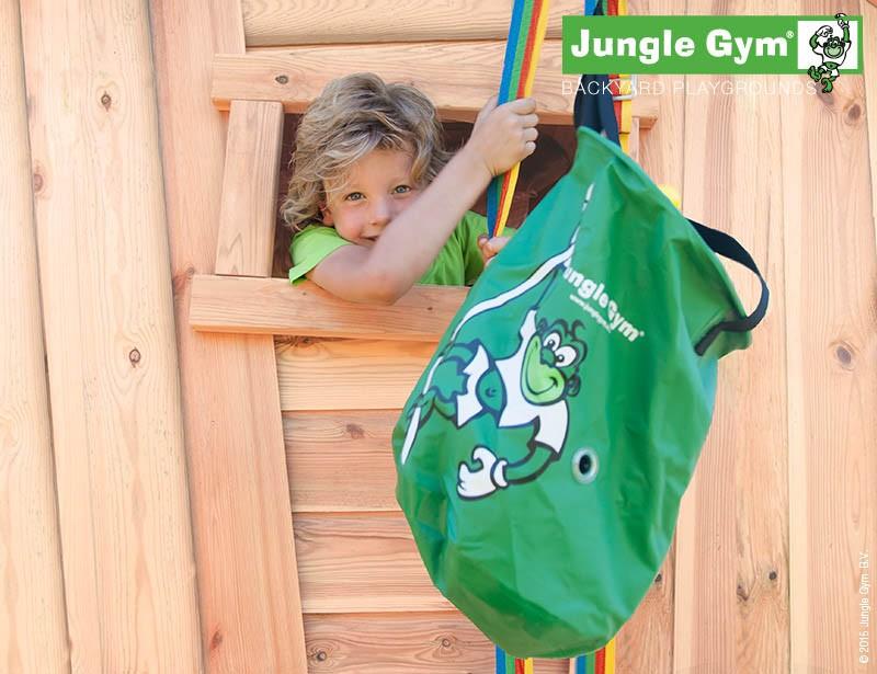 Eimer Aufzug für Kinder zur Montage an einen Spielturm