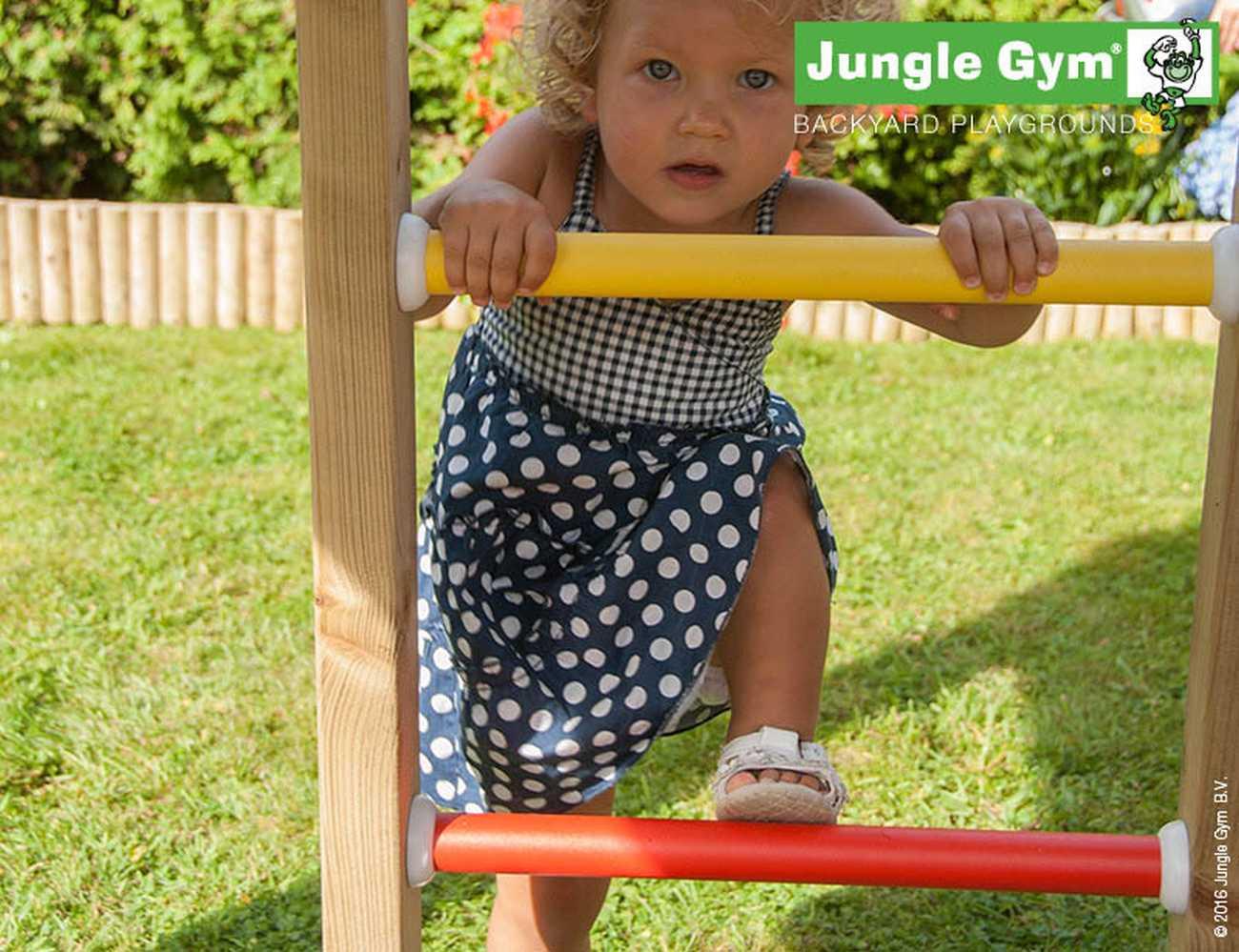 Klettergerüst Jungle : Jungle gym paradise u garten center jardinitis