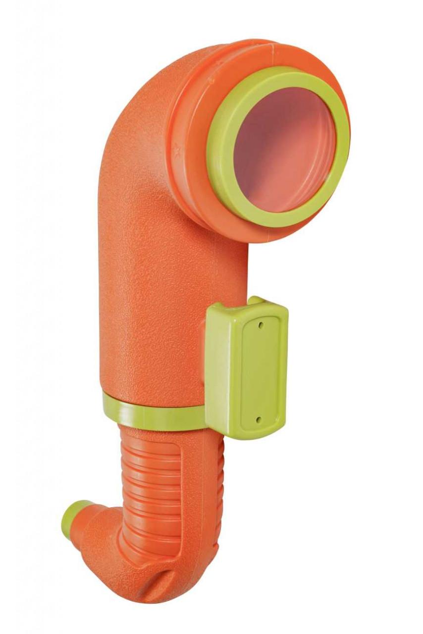 Fernrohr Periskop XL Star Orange / Limone Grün