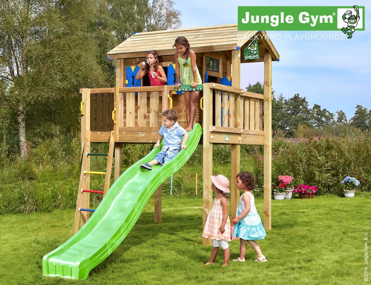 Spielhaus Kinder Playhouse XL von Jungle Gym