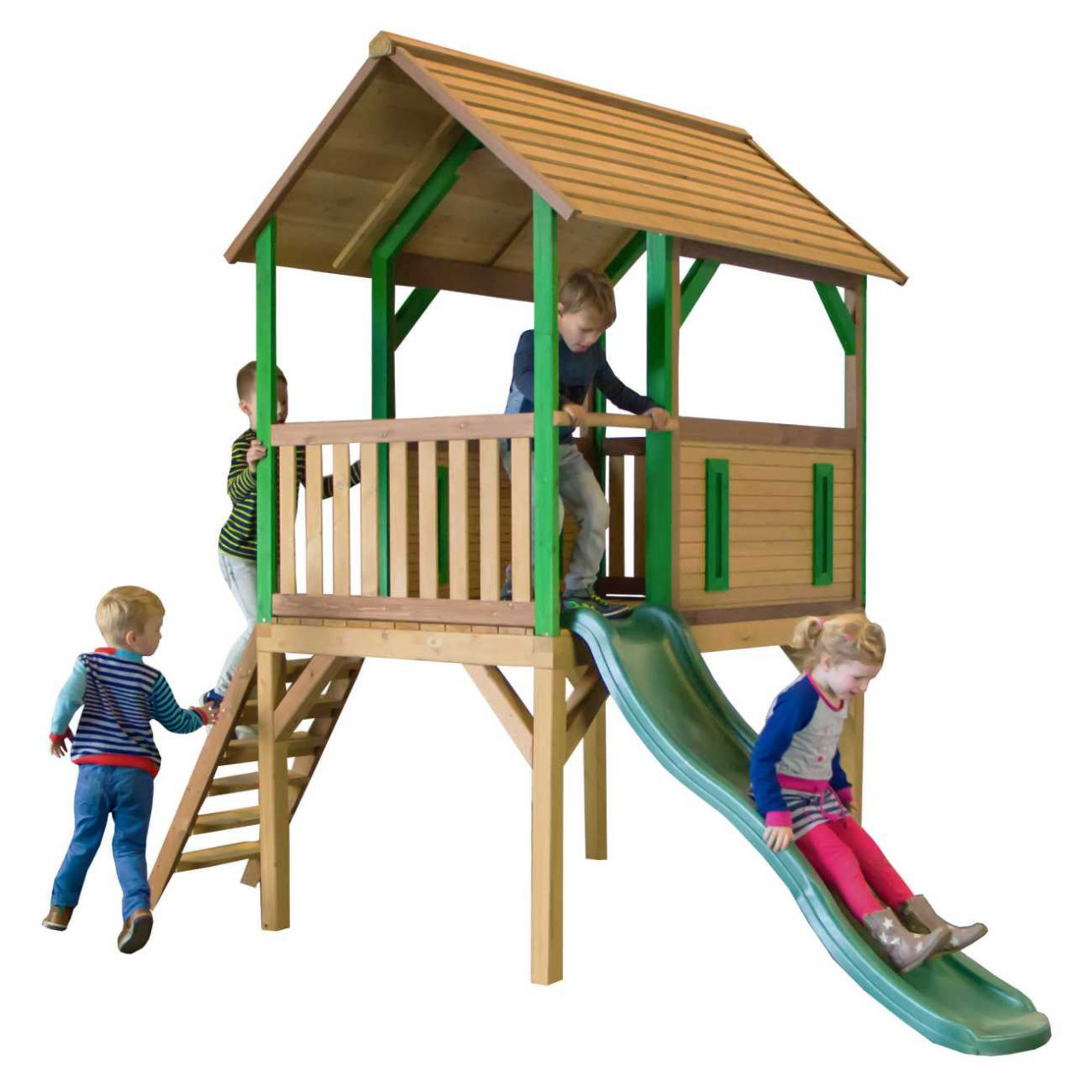 Spielturm Bogo, Axi Spielturm, Kinder
